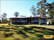 TOTAL 99ac, 5 Bedrooms, 3 Bathrooms, Modern House on the Hill ♥ Glenwood Fraser Coast Preview