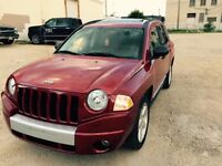 2007 Jeep Compass 4x4 Limited ( clean title)