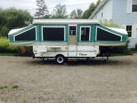 2002 Coachman Tent Trailer