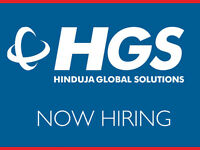 HGS is hiring Full Time Customer Relations Associates