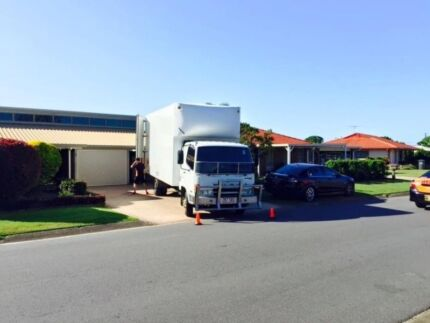 From $88ph GST Inc - Gold Coast Removalist - 2 Men + Truck ✔ Surfers Paradise Gold Coast City Preview