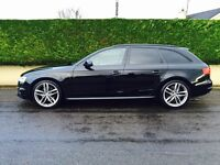 62 PLATE A4 S LINE AVANT WITH BLACK EDITION SPEC