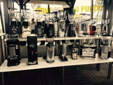 Grinder and Coffee Machine Warehouse/showroom