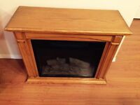 FIREPLACE HEATER (electric)