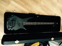 Ibanez Soundgear Bass Guitar and hard case