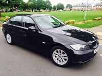 2007 BMW 320 D SE Black. 1 Owner only. Mint Condition. Clean Example SWAP P.x Welcome