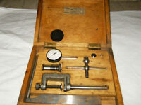 Dial Indicator with Multiple uses.  Brand name is Mercer