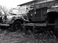 Land Rover series parts for sale