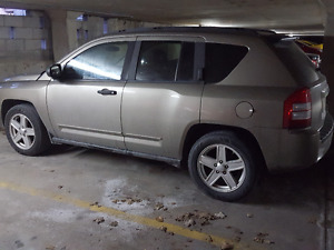 2008 Jeep Compass Noth SUV, Crossover