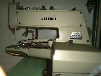 Industrial Sewing Machine - Juki Button Machine