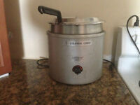SOUP POT - GRANDE CHEF SOUP WARMER