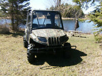 2008 ARCTIC CAT PROWLER SIDE X SIDE ALL OPTIONS