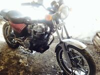 1983 Honda Nighthawk 450 parts or rebuild bike