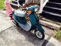 Yahama Scooter