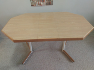 Dining Table with Extension (wood)