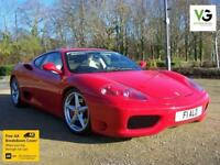 Ferrari 360 3.6 Modena F1 2dr