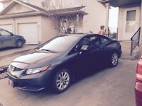 Must Go. 2012 Honda Civic Coupe