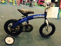 Boomer balance/ pedal bike