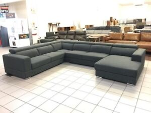 BRAND NEW OAKLEY MODULAR LOUNGE W/ADJUSTABLE HEADRESTS Rochedale Brisbane South East Preview