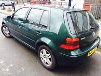 2002 MK4 VW GOLF TDI S 6 SPEED MANUAL VERY FAST