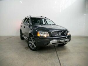 2010 Volvo XC90 MY11 V8 R-Design Savile Grey 6 Speed Automatic Geartronic Wagon Petersham Marrickville Area Preview