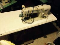 Sewing machines for sale. Price ranges from $400 to $1000. Each