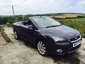 FORD FOCUS CC-3 2.0 D PURPLE 2007 DIESEL CABRIOLET