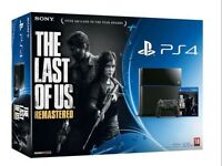 Trading warrantied PS4 (the last of us bundle) for ps3 or 360 +$