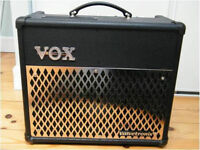 Vox Guitar Amplifier VT-15 Good Model Tube Pre-amp