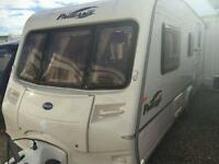 Bailey pageant moselle 4 berth 2005 touring caravan