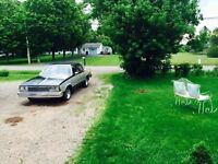 81 Malibu classic! Aftermarket rims! Moving sale! 2500$!