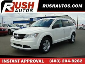 2013 Dodge Journey Canada Value Package   $79 B/W *$0 DOWN* APPL