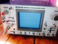 Oscilloscope, LEADER LBO-523, 40 MHz