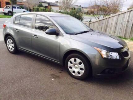 2012 Holden Cruze Hatchback Melbourne CBD Melbourne City Preview