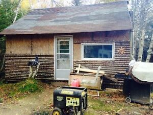 10.3 Acres with Cabin