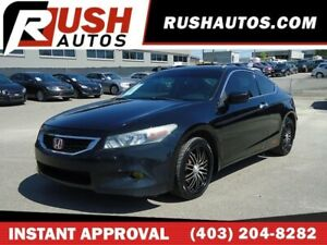 2010 Honda Accord Coupe EX-L  *$0 DOWN* $99 B/W APPLY NOW