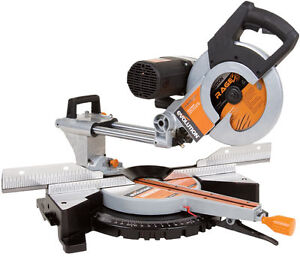 EVOLUTION RAGE3DB/2 Rage3-DB 255mm TCT Double Bevel Mitre Saw 240v