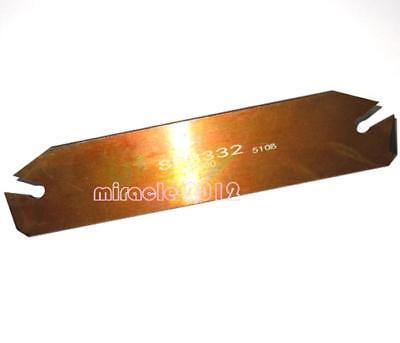 Spb32-3 Spb332 3mm Part Off Blade Grooving Cutter For Sp300 Insert