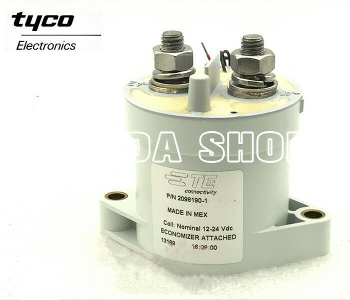 1PC Tyco electronics EVC500AAANAM 12-24VDc High current contactor#SS