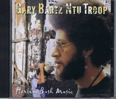 CD GARY BARTZ NTU TROOP - Harlem Bush Music 1970 (2004)