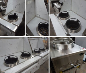 Brand new Chinese Wok Ranges on Sale