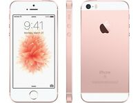 IPHONE SE BRAND NEW APPLE INSURED + APPLE WARRANTY