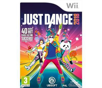 Giochi Nintendo Wii UBISOFT - Just Dance 2018 WII - UBISOFT