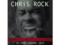 Chris Rock Tickets - Glasgow SECC Hydro