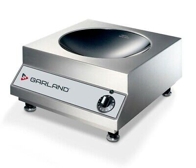 New Garland Induction Counter Top Wok Line - Model Shwo 3500