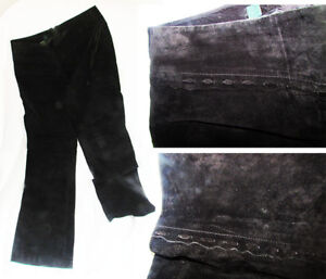 Women's Leather Pants (New)