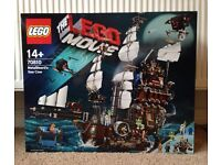 Lego Movie Metalbeard's Sea Cow New