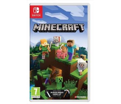 Giochi Nintendo Switch NINTENDO - HAC Minecraft - Mojang AB Nintendo