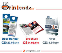 Low Cost, High Quality Printing