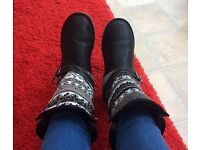 Size 6 winter boots